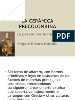 Ceramica precolombina
