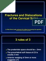 Fx n Disloc Cervical Spine