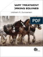 Graham R. Duncanson - Veterinary Treatment for Working Equines - 2010