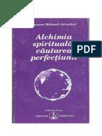 Alchimia Spirituala - Omraam Mikhael Aivanhov