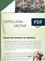 Charla Capellania Militar