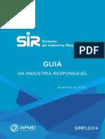 Guia Da Indústria Responsável - IAPMEI