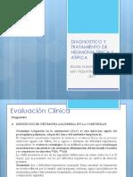 Diagnostico y Tratamiento de Neumonia Tipica y Atipica
