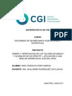 Anteproyecto TSD - Raul Rodolfo POZO GARCIA