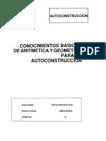 Aritmetica y Geometria