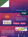 ¿Qué es un Wiki?