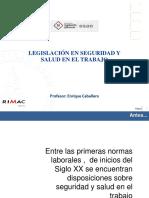 Legislación en Seguridad y Salud en El Trabajo Esan (1)
