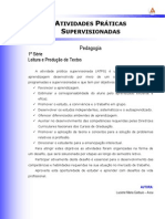 2010 01 Pedagogia 1 Leitura Produ Texto Luciene Garbuio