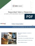 Seguridad Valor y Negocios ESAN ENRIQUE CABALLERO.ppt