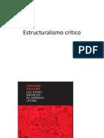 Estructuralismo crítico (2)