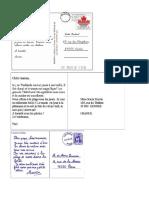 Carte Postale - Tresor