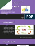 Qué Es Una Wiki Cesar Guadalupe
