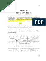 Capitulo 3 Optica Geometrica