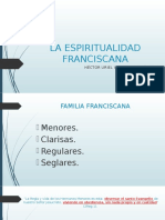 La Espiritualidad Franciscana
