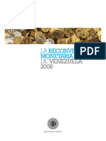 Reconversion monetaria 2008