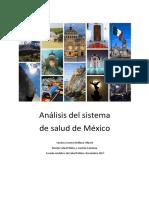 Sistema de Salud Mexico