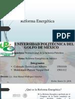 Reforma Energetica (Luis y Yaxpal)