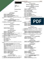 PDU San José (Reglamento)