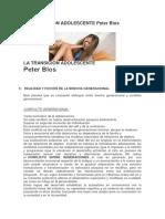 LA TRANSICIÓN ADOLESCENTE Peter Blos.docx