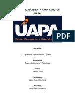 Desarrollo Humano y Psicología  natael.docx