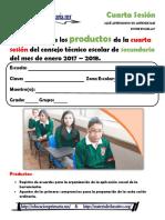ProductosCTE4taSesSecundaria2018