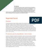 Derecho Social Honduras