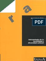José Antonio Nieto (ed.) - Antropología de la sexualidad y diversidad cultural