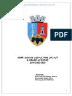 Final Strategia de Dezvoltare Locala Buzias 2016 2030