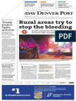 Rural areas try to stop the bleeding