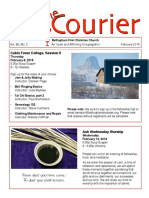 February 2018 Courier