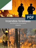 incendios forestales conafor