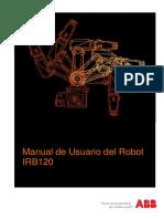 Manual Usuario Robot IRB120