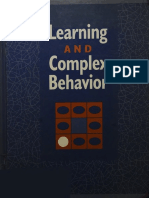 Learning and Complex Behavior - Donahoe & Palmer %5bindex%5d