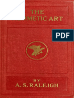 The Hermetic Art - A.S. Raleigh 1919