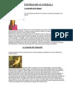 15 LEYENDAS DE GUATEMALA.docx