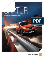 Renault Captur Spec