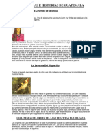25 LEYENDAS E HISTORIAS DE GUATEMALA.docx