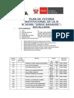 Plan de ATI Institucional - 2017 - JB