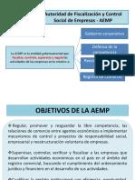 Autoridad de Empresas - Aemp