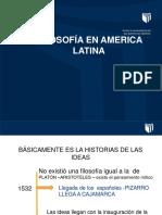 Filosodfia en Latinoamerica