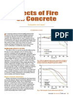 Effects of Fire on Concrete - Ajm