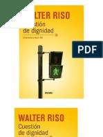 Cuestión de Dignidad - Walter Riso