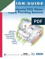 PEX Plastic Pipe Design Guide