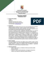 Informe de pedagogía