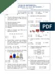 Ficha de matematica 3° P111