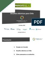 Empresas Generadoras de Chile