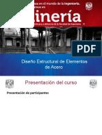 Diseño Estructural de Elementos de Acero CA349