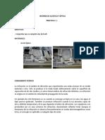Informe de Acustica y Optica Refraccion