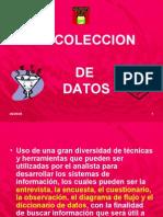 REECOLECCION DE DATOS
