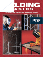 Welding Basics - An Introduction to Practical & Ornamental Welding
